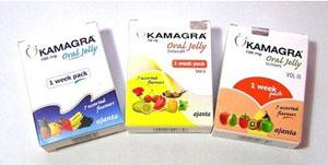 Kamagra Oral Jelly kutijice