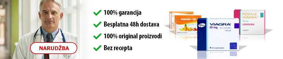 Kamagra i Viagra tablete za potenciju