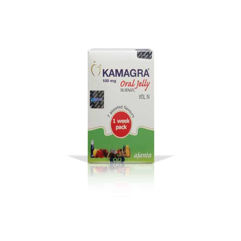KAMAGRA GEL Oral Jelly 4